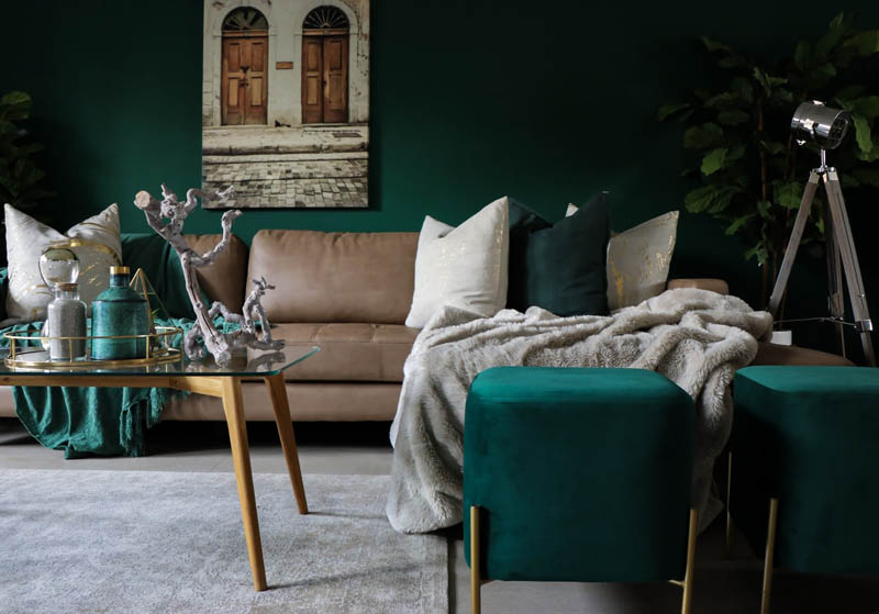 6 Tips To Making A Pinterest Perfect Living Room - Design Swan