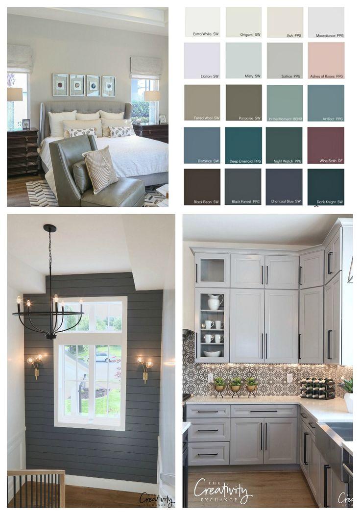 2019 Paint Color Trends and Forecasts | ALL THINGS HOME ...