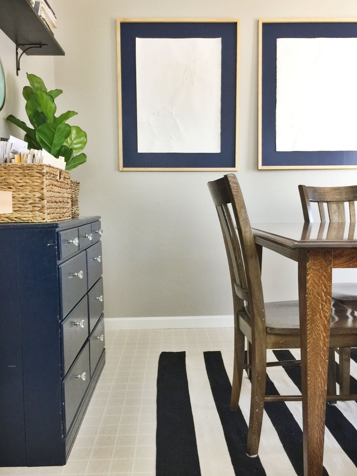 12 Affordable Ideas for Large Wall Decor | Living room ...