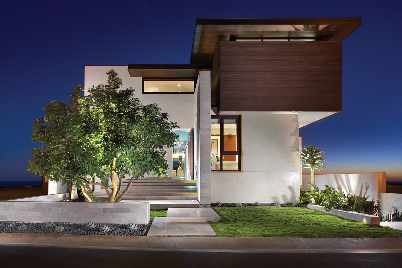 Amazing Modern Architecture Of The Beautiful House Design ...