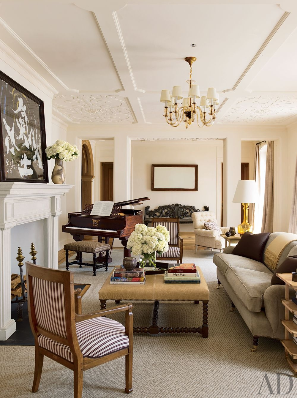 30 Great Traditional Living Room Design Ideas - Decoration ...