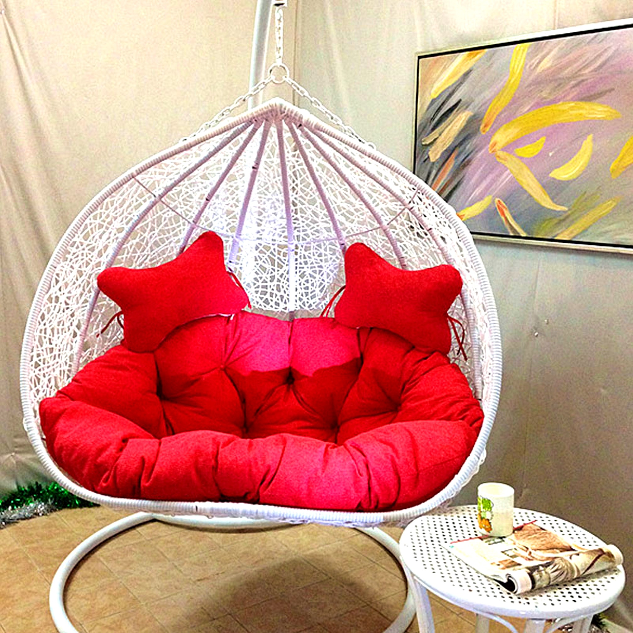 Swing Chair for Bedroom Options to Pick | Resolve40.com