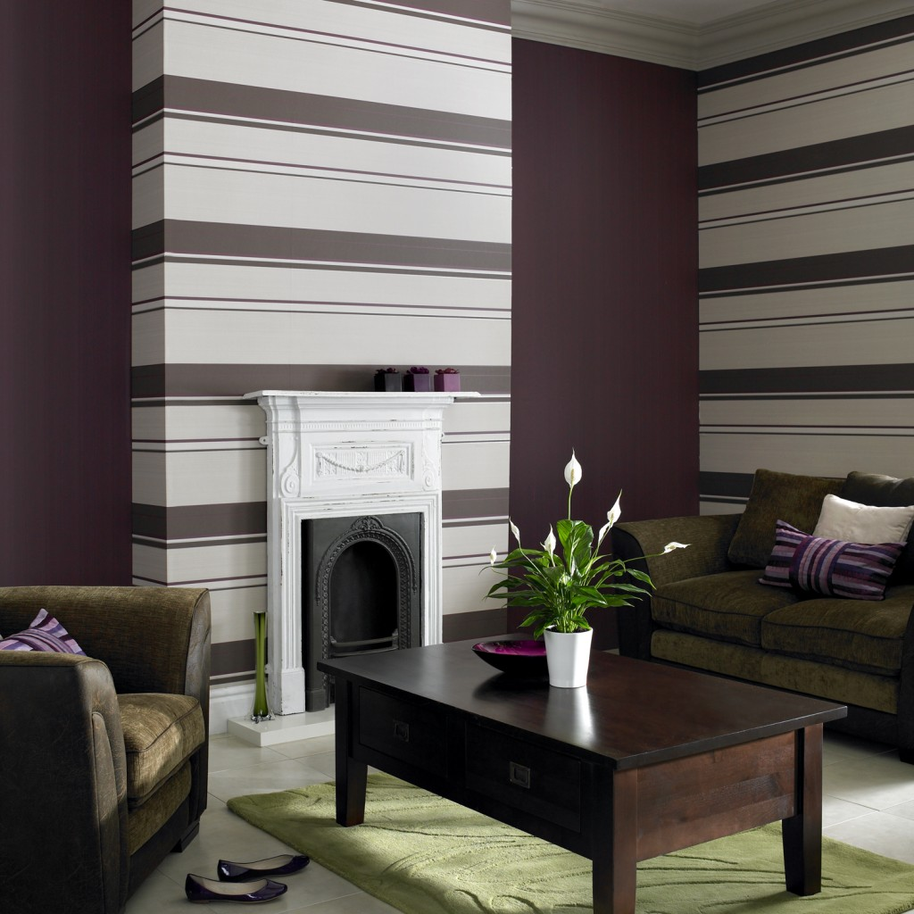 Wallpaper Accent Wall- How to Do it Right - Interior ...
