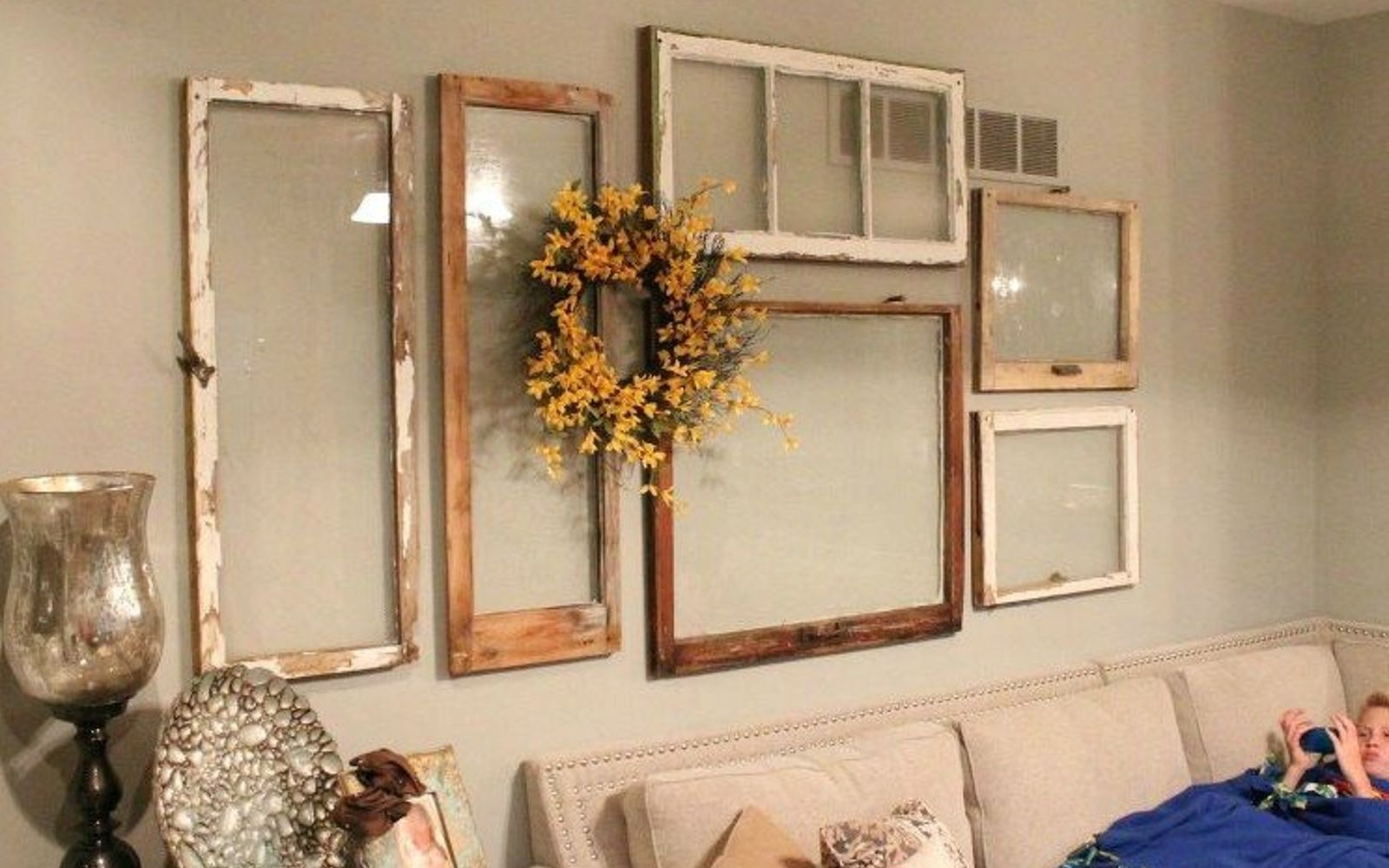 11 totally Unexpected Ways to Fill Your Blank Walls (in ...